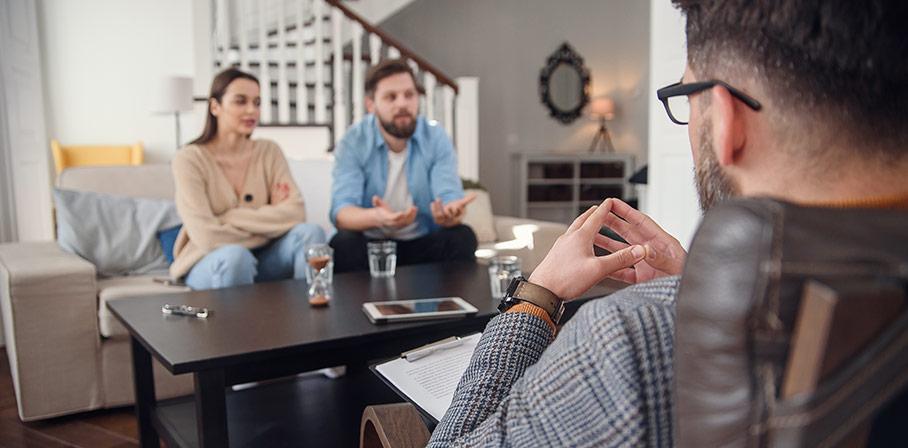 3 olika former av parrådgivning- och terapi som finns i Stockholm